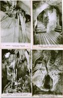 65 - LOURDES - 8 Cartes Des Grottes Du Loup - Lourdes