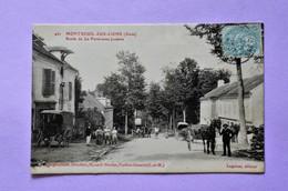 Montreuil Aux Lions - Route De La Ferté Sous Jouarre - Autres Communes