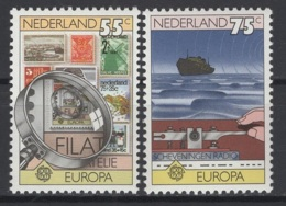 1979. NVPH N° 1179/80 **, MNH - Unused Stamps
