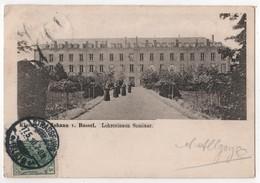 CPA 67 Strassburg Kloster St. Johann V. Bassel Lehrerinnen Seminar - France