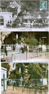 65 - LOURDES - 8 Cartes De La Grotte Miraculeuse - Lourdes