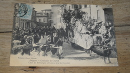 AVIGNON : Cavalcade De Charité : Char De Pétrarque Et Laure  …... … PHI.......2802 - Avignon