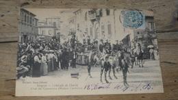 AVIGNON : Cavalcade De Charité : Char Du Commerce  …... … PHI.......2804 - Avignon