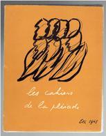 LOUIS FERDINAND CELINE 1948 CASSE PIPE EDITION ORIGINALE NUMEROTEE DANS LES CAHIERS DE LA PLEIADE GALLIMARD - Classic Authors