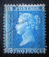 REINE VICTORIA 1855/57 - OBLITERE - YT 15 - 1840-1901 (Victoria)