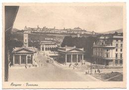 Bergamo Panorama #Cartolina #Paesaggi - Bergamo