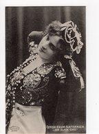 263 -  Gerda KRUM - NATHANSEN - Comédienne - Artistes