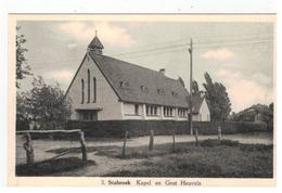 3.Stabroek    Kapel En Grot Heuvels - Stabrök