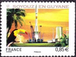 Soyouz En Guyane - Autoadhésif - Space