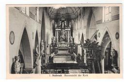 1.Stabroek   Binnenzicht Der Kerk - Stabrök