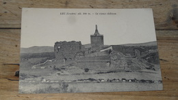 LUC : Le Vieux Chateau  …... … PHI.......2819 - France