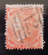 REINE VICTORIA 1865 - OBLITERE - YT 32 - BELLE OBLITERATION - 1840-1901 (Victoria)