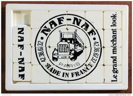 Taquin Bourbon - Pousse Pousse - NAF NAF Vêtements - Camion - Truck - Casse-têtes