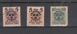 1916   LOT NEUF*         CATALOGUE  YVERT&TELLIER - Suède