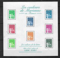 France Blocs Feuillet  De 2001 N°42 Neuf ** Prix De La Poste - Sheetlets