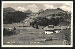 AK Thiersee, Passionstheater, Totalansicht Mit Landschaft - Austria