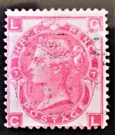 REINE VICTORIA 1867/69 - OBLITERE - YT 33 - 1840-1901 (Victoria)