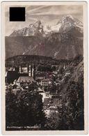 Propagandakarte Berchtesgaden Großdeutscher Tag Der N...P 1932 Partei Swastika Hakenkreuzverlag Hellerau SELTENER VERLAG - 1939-45