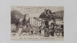 [Valais] - 1920 - Sion - Tourbillon Et Valère - Vue Prise Depuis La Cathedrale - VS Valais