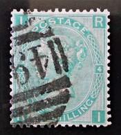 REINE VICTORIA 1867/69 - OBLITERE - YT 24 - BELLE OBLITERATION - 1840-1901 (Victoria)