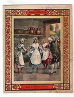 Marie Antoinette Au Petit Trianon. Illustré Par Georges DASCHER Cahier  Complet  32 Pages écrites  1898. - Buvards, Protège-cahiers Illustrés