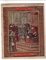 Jacqueline Pascal ,Richelieu . Illustré Par Georges DASCHER Cahier  Complet  32 Pages écrites  1898. - Blotters