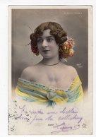 273 - SUSY  - Comédienne Au Moulin Rouge - Artistes