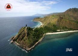 AK Osttimor East Timor Jesus Beach Aerial View New Postcard - Osttimor