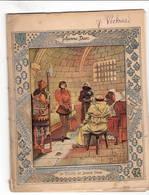 Le Procès De Jeanne D'Arc . Illustré Par Louis BOMBLED   Cahier  Complet  32 Pages écrites  1897. - Blotters