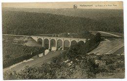 CPA - Carte Postale - Belgique - Herbeumont - Le Viaduc Et Le Vieux Pont (M8281) - Herbeumont