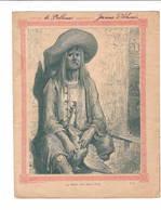 La Poule Aux Oeufs D'or.  Couverture De Cahier Uniquement  XIXe - Blotters