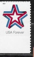 USA, 2019, MNH, STARS, 1v - Stamps
