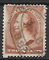 ETATS - UNIS    -    1882.   Y&T N° 60 Oblitéré. - 1847-99 General Issues