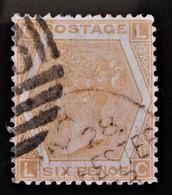 REINE VICTORIA 1872/73 - OBLITERE - YT 47 - 1840-1901 (Victoria)