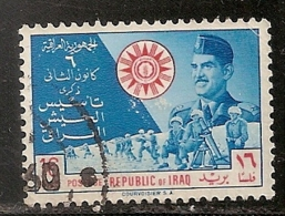 IRAQ       OBLITERE - Iraq