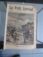 """Le Petit Journal N°532 Naufrage De """"La Russie"""" Paquebot Français 27 Janvier 1901 - Giornali"""