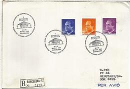 BARCELONA 1989 MERCAT DEL CLOT CC CERTIFICADA - 1931-Hoy: 2ª República - ... Juan Carlos I
