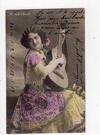 278 - La Belle OTERITA - Comédienne - - Artistes