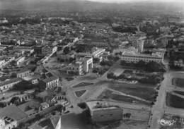Maroc - OUJDA - Vue Aérienne De La Ville - Au Centre La Poste Et Les Jardins - Marokko