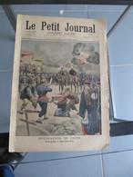 Le Petit Journal N° 530 & 531 Chine Exécution Pao-Ting-Fou Victoire Française Sie-Tchouang  Transvaal Prisonnières Boers - Journaux - Quotidiens