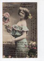 279 - Violet WEGNER - Comédienne - - Artistes