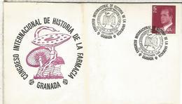 GARNADA CONGRESO HISTORIA DE LA FARMACIA PHARMACY CON MANCHA - Farmacia