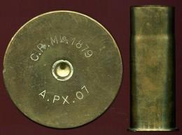 RARE => 40 X 100 R Hotchkiss Mle 1879 - Armes Neutralisées