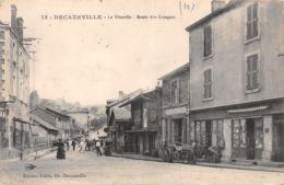 12-DECAZEVILLE-N°1129-D/0233 - Decazeville