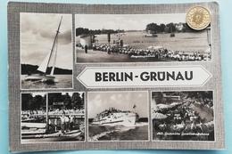 Berlin-Grünau, Mehrbild, DDR, 1963 - Köpenick