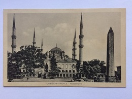Turkey Türkei Turquie ~ 1920, Constantinople Istanbul, Hyppodrome - Turkije