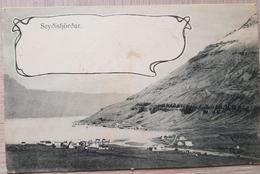 Iceland Seyøisfjördur - Islanda