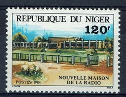 Niger, Radio House, 1984, MNH VF - Niger (1960-...)