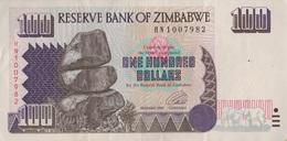 Zimbabwe / 100 Dollars / 1995 / P-9(a) / UNC - Zimbabwe
