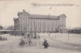 Cpa Monastère De N.D. Des Anges De Tourcoig à NEICHIN - Estaimpuis
